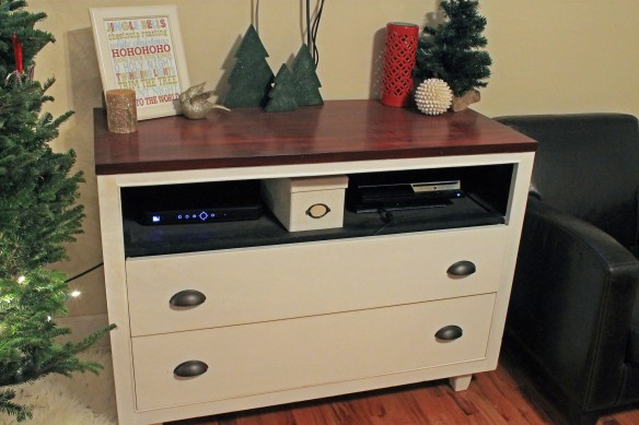 Xmas Entertainment Center